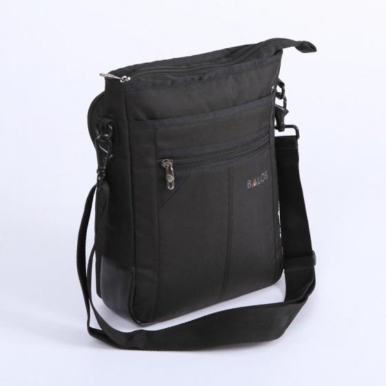 Túi đeo chéo thời trang vertical 6 black
