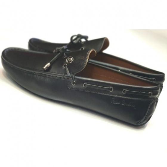 Giày lười nam cao cấp Pierre Cardin PCMFWLB303BLK màu đen