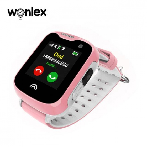 Đồng hồ định vị Wonlex KT05 camera, chống nước - TOPSTORE