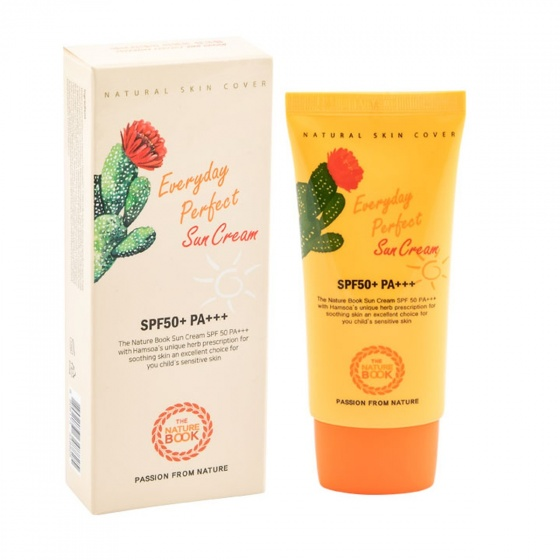 Kem chống nắng - Every Perfect Sun Cream - The Nature Book