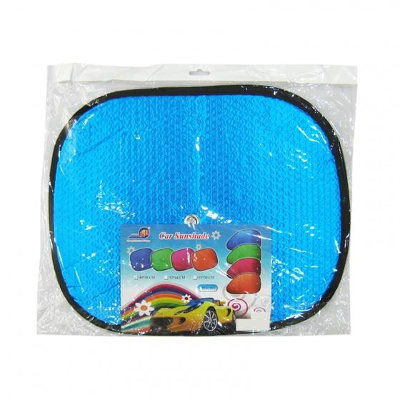 Che nắng ô tô xốp tròn nhỏ loại dày NB BST-11035 màu lam
