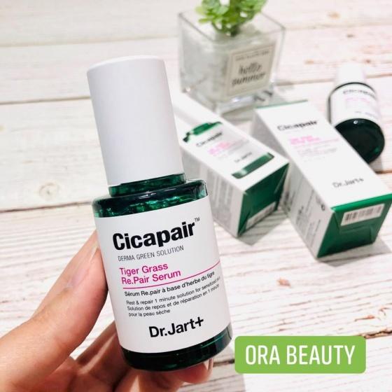 Huyết thanh làm dịu và phục hồi da Dr.Jart+ Cicapair Serum (30ml)