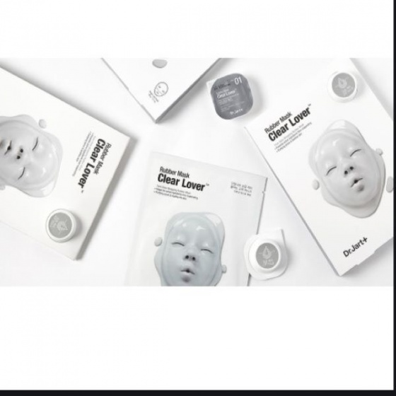Mặt nạ cao su Dr.Jart+ Rubber Mask Clear Lover 45gr