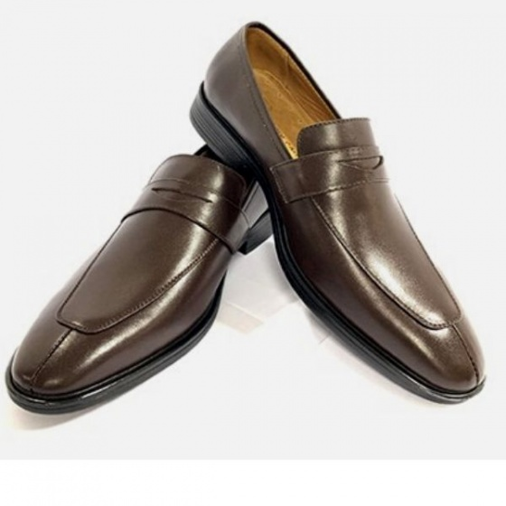Giày nam Pierre Cardin PCMFWLD311BRW màu nâu