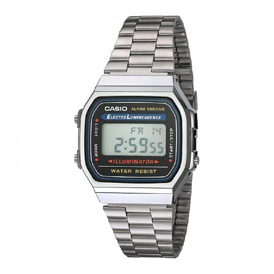 Đồng hồ Casio nam A168WA-1WDF