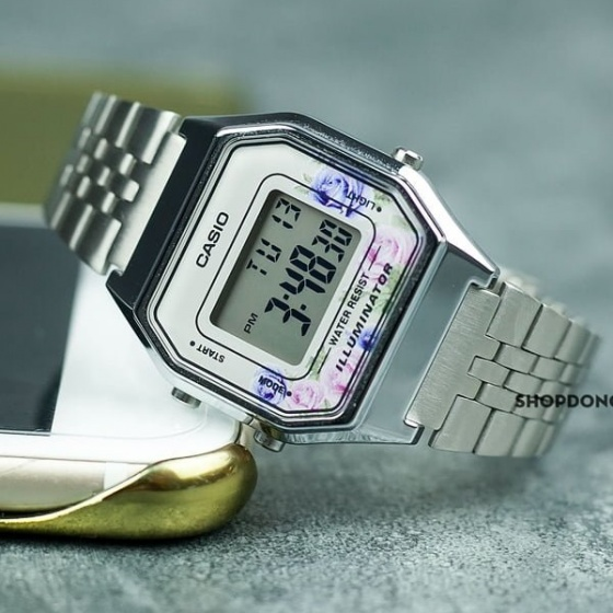 Đồng hồ nữ LA680WA-4CDF