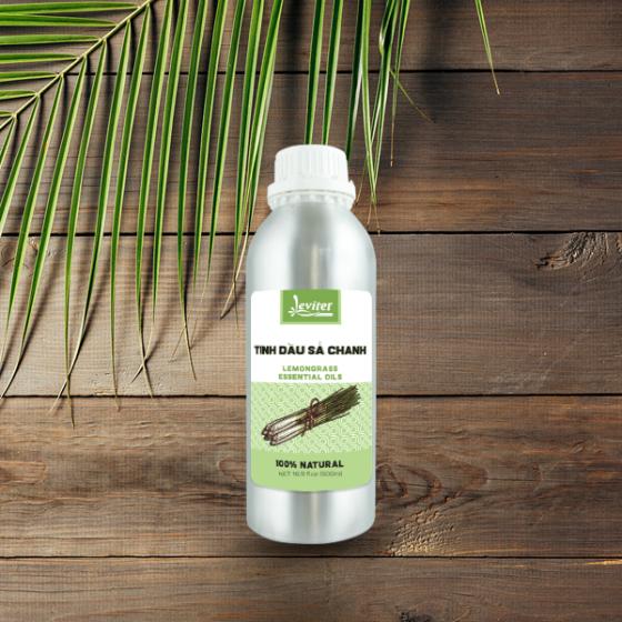 Tinh dầu sả chanh nguyên chất Leviter Premium 500ml
