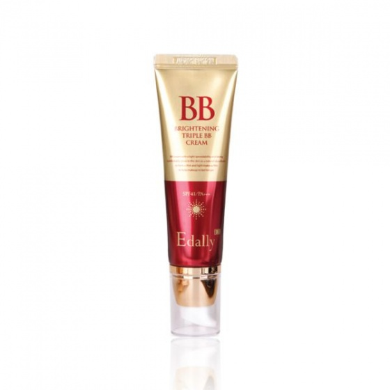 Kem nền làm sáng bừng làn da gấp 3 lần Edally - Brightening Triple BB Cream