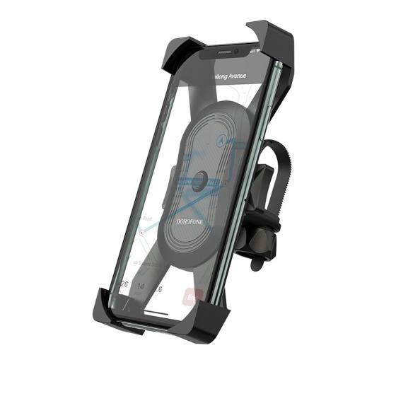 Giá đỡ điện thoại xe đạp và xe máy BH15 Borofone le tour