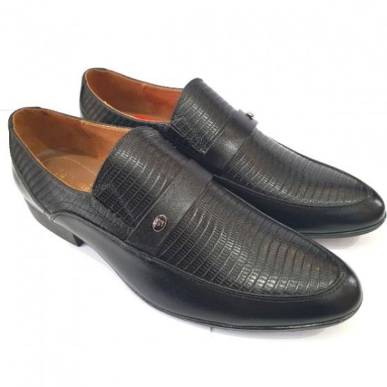 Giày nam Pierre Cardin PCMFWLD312BLK màu đen