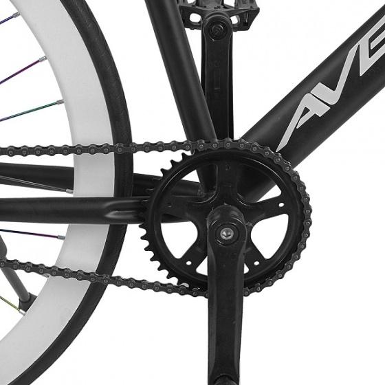 Xe đạp Fixed Gear Single Avents New 2018