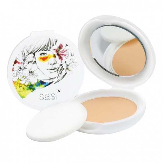Phấn nền Sasi Magic Matte Foundation Powder 8.5g