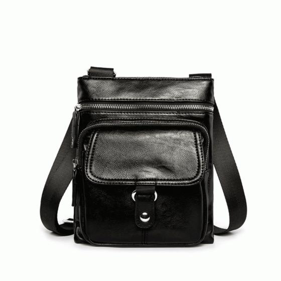 Túi đeo chéo da thời trang D401