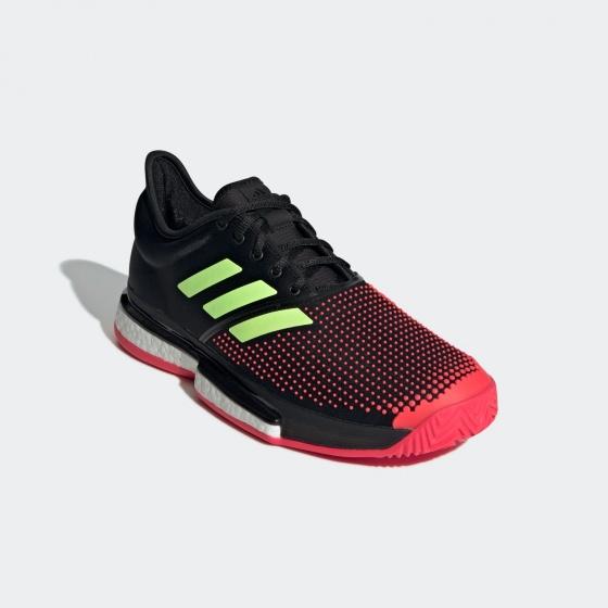 Giày tennis chính hãng Adidas Sole Court Boost AH2131