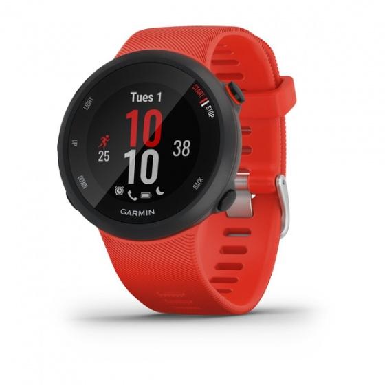Đồng hồ thông minh Forerunner 45 - Lava Red
