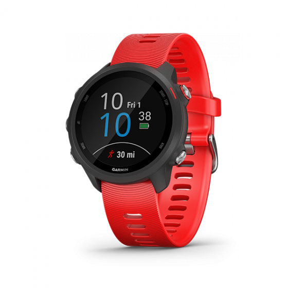 Forerunner 245 Music Lava Red (Exclusive SEA)