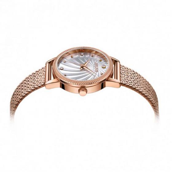 Đồng hồ nữ JuliusJA-1219dây lưới bông Lúa Hàn Quốc chính hãng