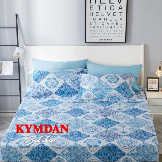 Drap Kymdan Lavish 160 x 200 cm (drap bọc + áo gối nằm) SERENE
