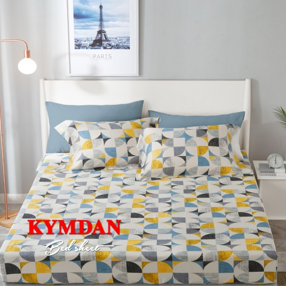 Drap Kymdan Lavish 160 x 200 cm (drap bọc + áo gối nằm) WILTON