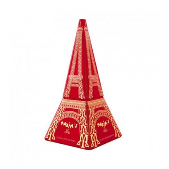 Bánh crepe phủ socola sữa tháp Eiffel Maxim's De Paris 70gr