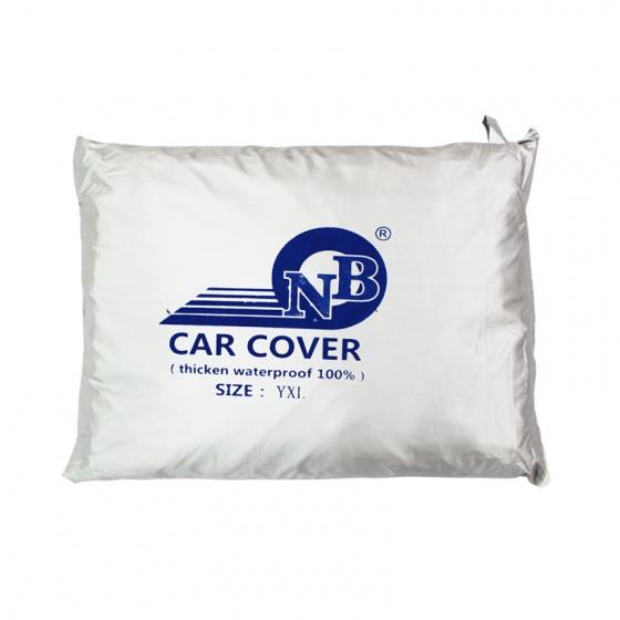Bạt phủ ô tô NB 7 chỗ lớn size YXL chống thấm nước