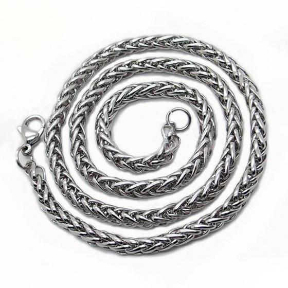 Dây chuyền cổ titan 60cm - Ngọc Quý Gemstones