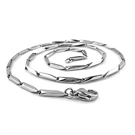 Dây chuyền cổ titan đốt dài 50cm - Ngọc Quý Gemstones