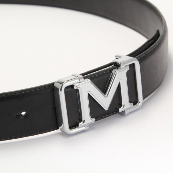 Thắt lưng nam da bò khóa chữ M T210T17