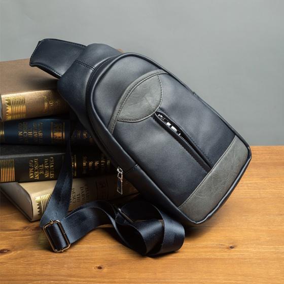 Túi đeo ngực ngăn kéo giữa thời trang 4U BA283