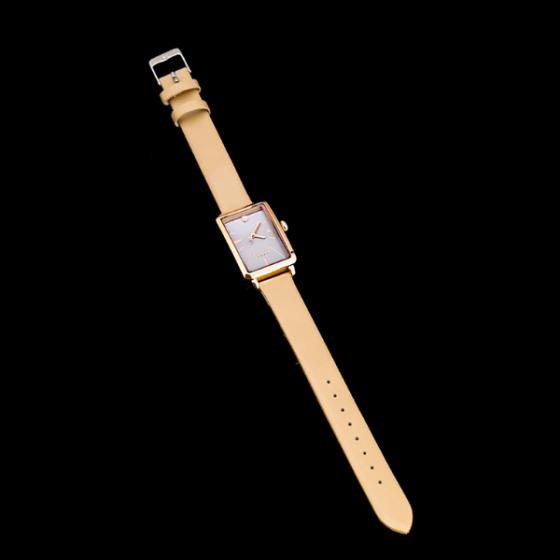 Đồng hồ nữ dây da Hàn Quốc JA-941D