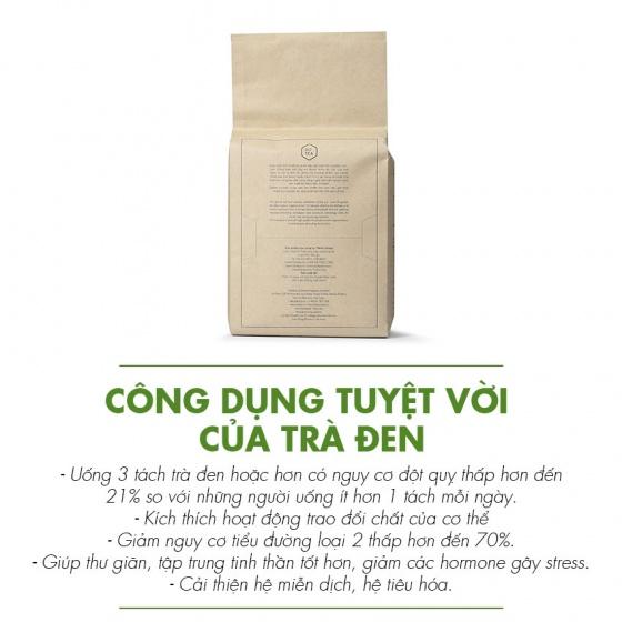 Trà đen b251 Dotea 500g - vị ngọt trái chín hương thơm tự nhiên