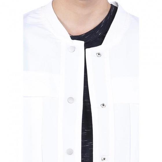 Áo khoác nam nữ Hàn Quốc Orange Factory UEJKL363 màu trắng (free size)