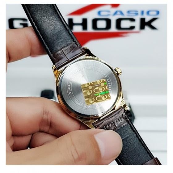 Đồng hồ Casio nam dây da MTP-V006GL-7BUDF
