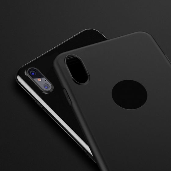 Borofone ốp lưng iphone X BI2 đen