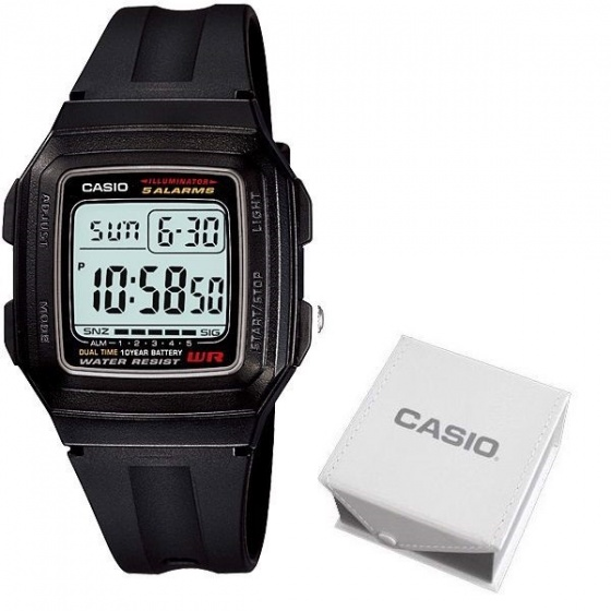 Đồng hồ Casio F-201WA-1ADF