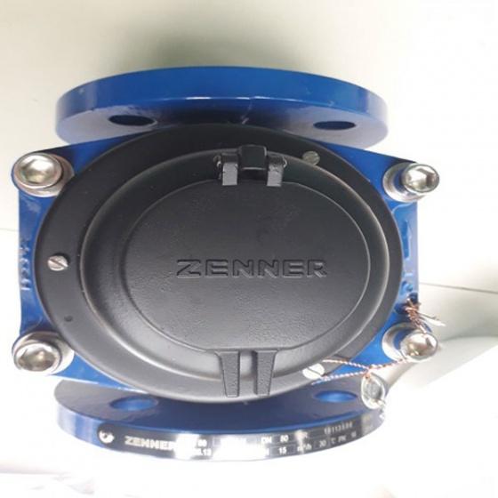 Đồng hồ đo lưu lượng nước thải Zenner WI-N DN150 hỗ trợ kiểm định
