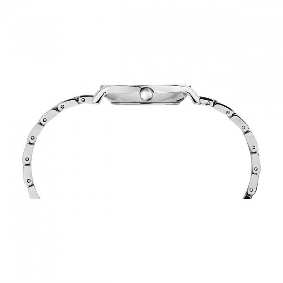 Đồng hồ nữ Timex Milano Oval 24mm Stainless Steel Bracelet Watch - TW2R93900