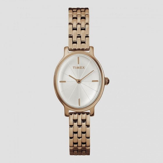 Đồng hồ nữ Timex Milano Oval 24mm TW2R94000