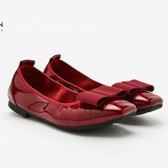 Giày bệt Pazzion 1737-3 - MAROON