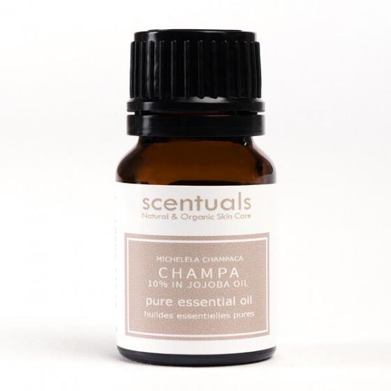Tinh dầu nguyên chất Champa  jojopa oil 10ml Scentuals