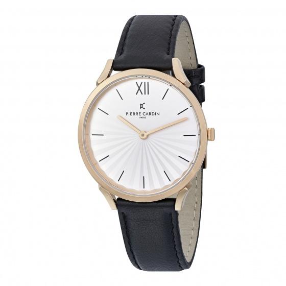 Đồng hồ nam Pierre Cardin chính hãng CPI.2003 bảo hành 2 năm toàn cầu - máy pin thép không gỉ