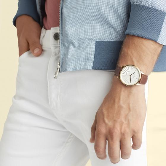 Đồng hồ nam Pierre Cardin chính hãng CPI.2004 bảo hành 2 năm toàn cầu - máy pin thép không gỉ