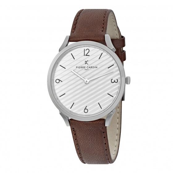 Đồng hồ nam Pierre Cardin chính hãng CPI.2014 bảo hành 2 năm toàn cầu - máy pin thép không gỉ