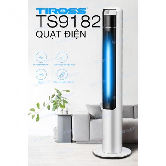 Quạt tháp Tiross TS9182