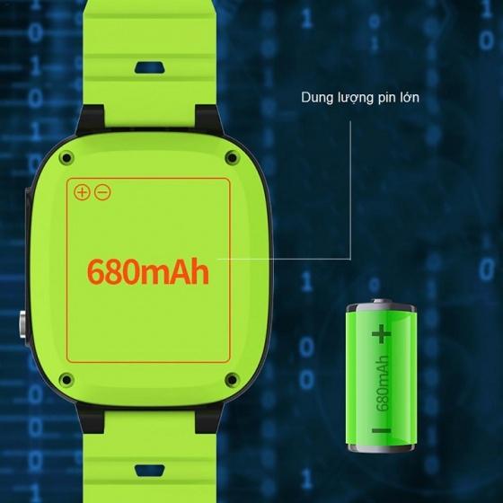 Đồng hồ định vị thông minh chống nước trẻ em JVJ Y88