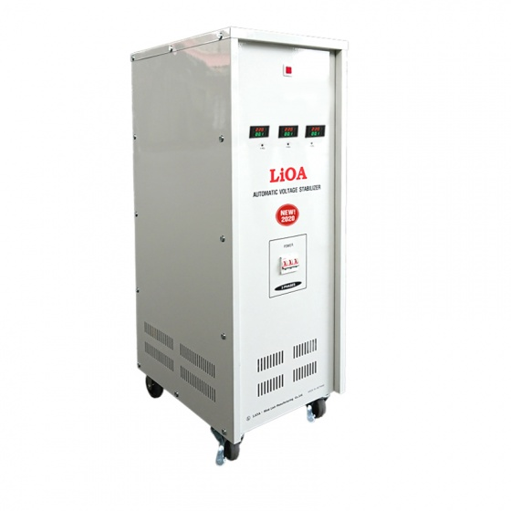 Ổn áp 3 pha LiOA SH3-15KII NEW2020