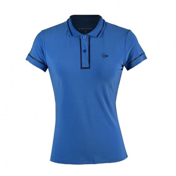 Áo Tennis nữ Dunlop - dates9100-2c-sbu (Xanh Biển)