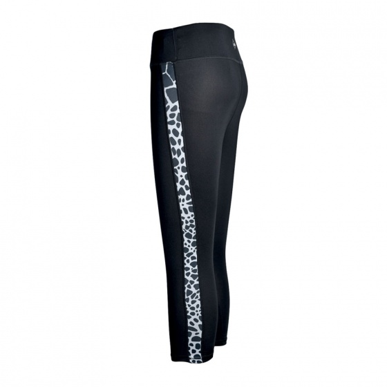 Quần Gym Nữ Dunlop - dqgys9145-2d-bk (Đen)