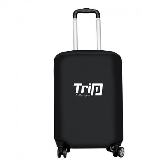 Túi bọc vali vải dù Trip size S màu đen