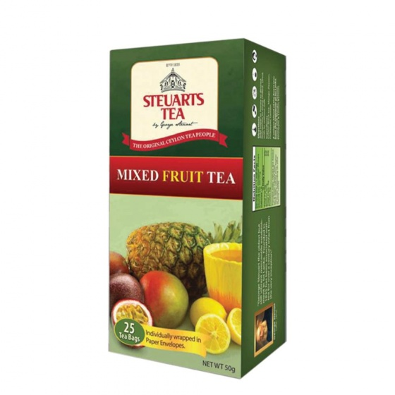 Trà Organic - Mixed Fruit Tea